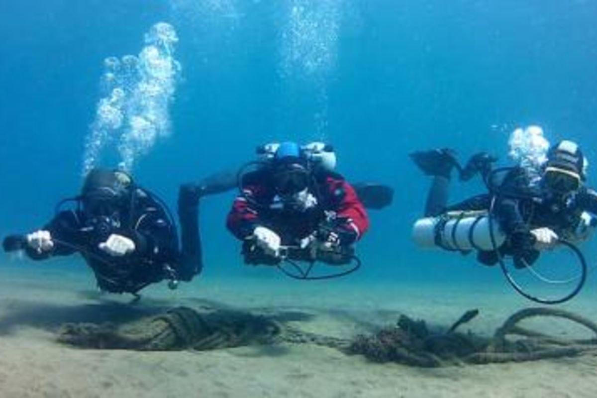 Master Diver/Rec 3